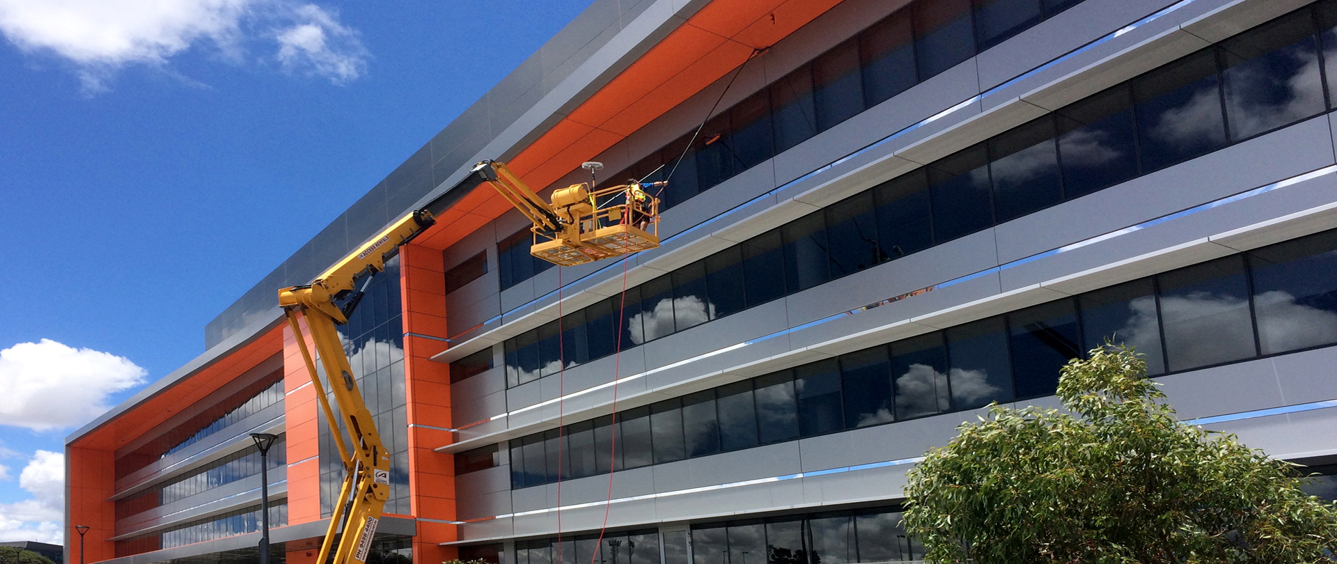 Crystal Clear  Commercial Window Cleaning Perth